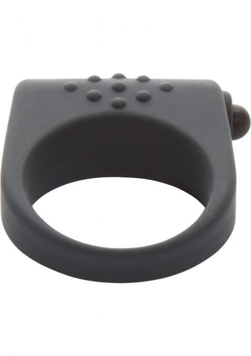 Fifty Shades Of Grey Secret Weapon Silicone Vibrating Love Ring Black