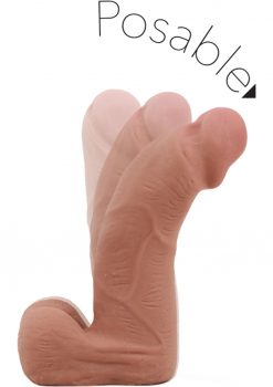 Au Naturel Carlito Latin Collection Realistic Dildo 5.5 Inch
