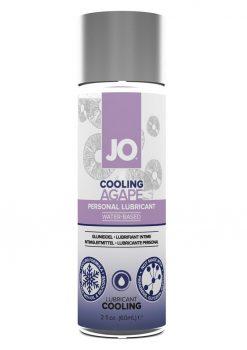 Jo Agape Cooliong Lube 2 Oz