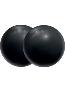 Body Safe Silicone BenWa Balls Black
