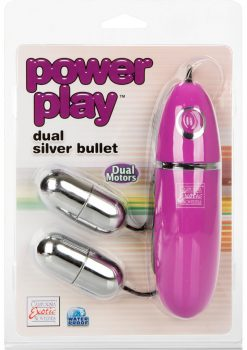 Power Play Dual Silver Bullet Waterproof