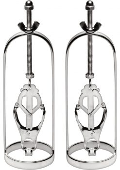Master Series Steel Clover Clamp Nipple Stretcher