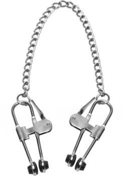 Master Series Intensity Nipple Press Metal Clamps 19.5 Inch