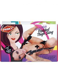 Frisky Thigh Sling Aid 86 Inches Length  Thigh Cuffs 21 To28 Inches