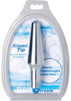 Clean Stream Alumi Tip Shower System Accessory Aluminum 5.5 Inch
