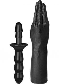 TitanMen The Hand Vac U Lock Handle Black
