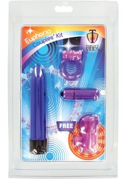 Trinity Vibes Euphoria Couples Kit Purple