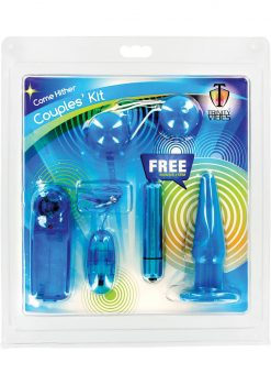 Trinity Vibes Come Hither Couples Kit Blue