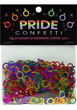 Pride Confetti Gay