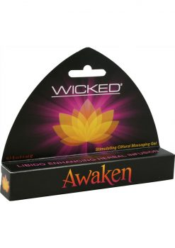 Wicked Awaken Stimulating Clitoral Gel 0.3 Oz