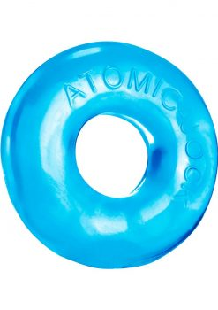 Atomic Jock Donut 2 Fatty Super-Fat Cockring Ice Blue
