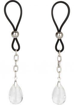 Nipply Play Non Piercing Nipple Jewelry Crystal