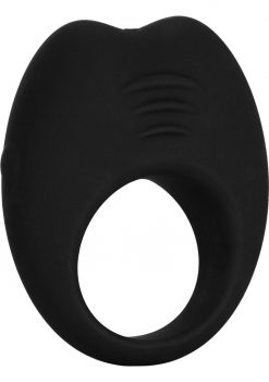 Colt Silicone Rechargeable Cock Ring Black
