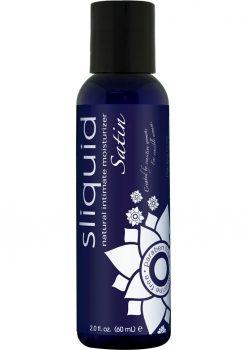 Sliquid Naturals Satin Intimate Glide Paraben Free 2 Ounce