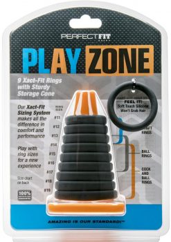 Perfect Fit Play Zone Kit - Black