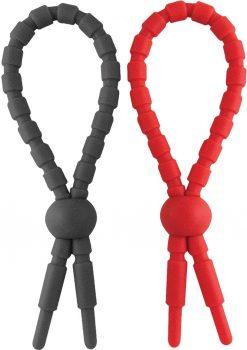 Ram Ultra Clinchers Red And Black 2 Each Per Pack