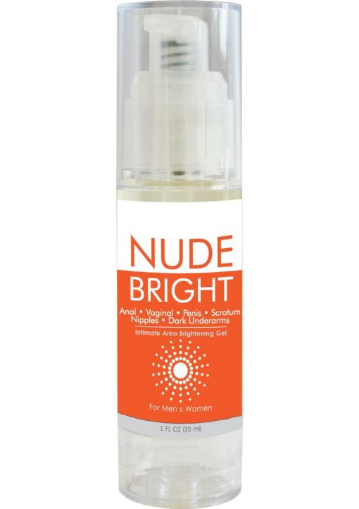 Nude Bright Skin Brightener 1oz (disc)