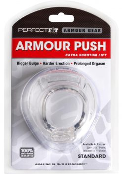 Perfect Fit Armour Gear Armour Push Standard - Clear