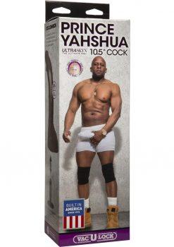Prince Yahshua Ultraskyn Cock Black 10.5 Inch