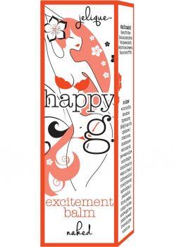 Jelique Happy G Excitement Balm .5 Ounces