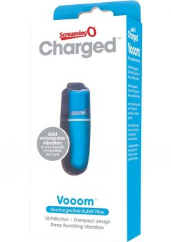 Charged Vooom Recharge Bullet Blu-indv