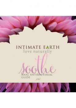 Intimate Earth Soothe Anal Antibacterial Glide Guava Bark 3ml