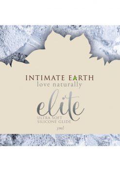 Intimate Earth Elite Ultra Soft Silicone Glide Shiitake 3ml