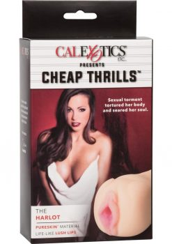 Cheap Thrills The Harlot Pussy Stroker Flesh