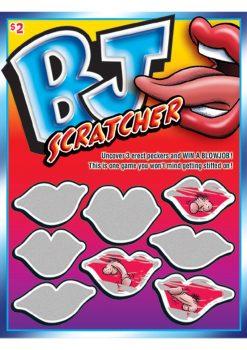 Sexy Scratcher BJ Scratcher Scratch Off