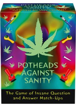 Potheads Against Sanity Game
