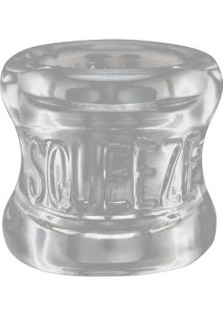 Oxballs Squeeze Ballstretcher Clear