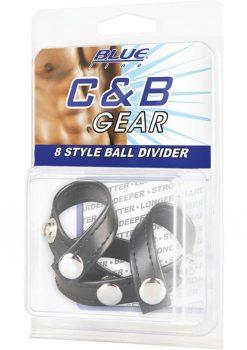 CandB Gear 8 Style Ball Divider Adjustable Black