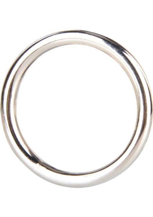CandB Gear Steel Cock Ring 1.5 Inch Diameter