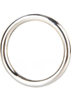 CandB Gear Steel Cock Ring 2 Inch Diameter
