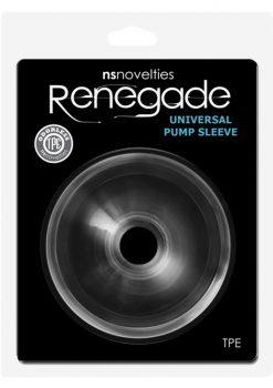 Renegade Universal Pump Sleeve Donut - Clear