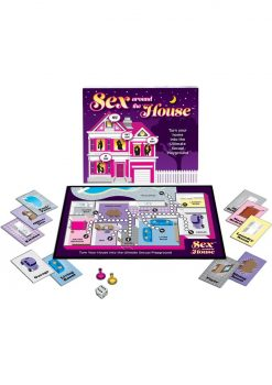 Sex Around The House Card Game