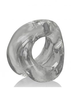 Meat Padded Cockring Clear