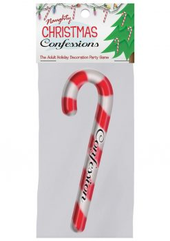 Naughty Christmas Confessions Party Game