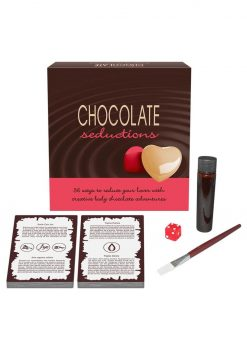 Chocolate Seductions Couples Game