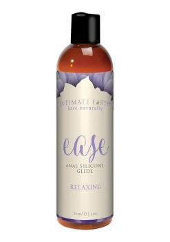 Intimate Earth Ease Anal Relaxing Silicone Glide 2oz