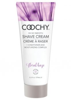 Coochy Oh So Smooth Shave Cream Floral Haze 12.5 Ounce