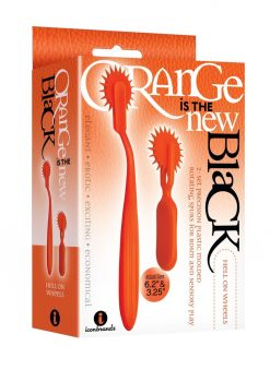 Orange Is The New Black Hell On Wheels Wartenbergs 2 Each Per Set Orange