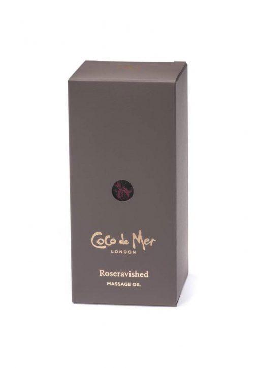 Coco De Mer Roseravished Massage Oil 3.4 Ounce