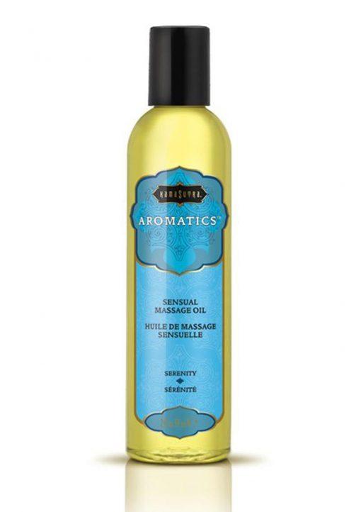 Aromatics Sensual Massage Oil Serenity 2 Ounce