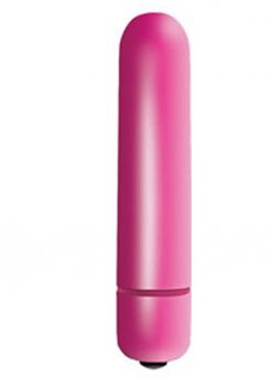 Intense Vibrating Bullet Waterproof Pink 3.25 Inch