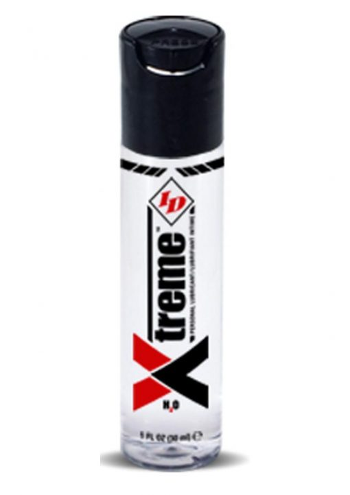 ID Xtreme Glide H20 Activated Lubricant 1 Ounce