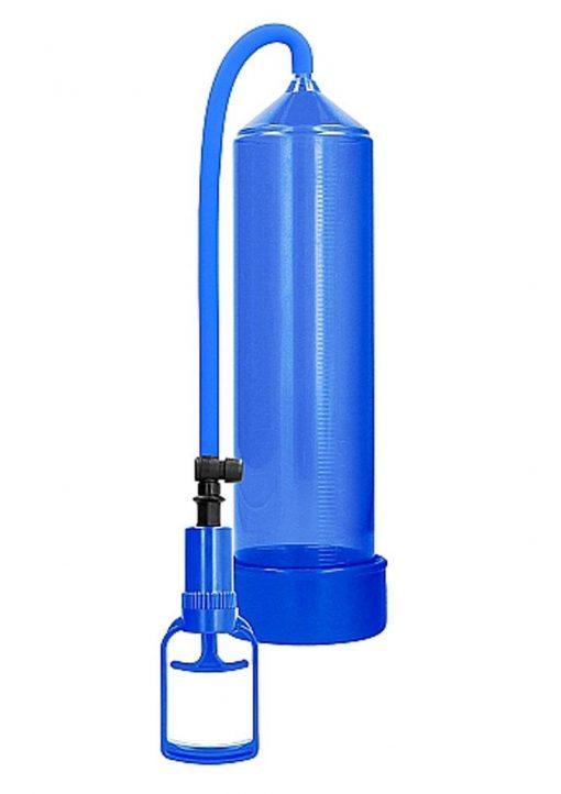 Pumped By Shots Comfort Beginner Pump Blue