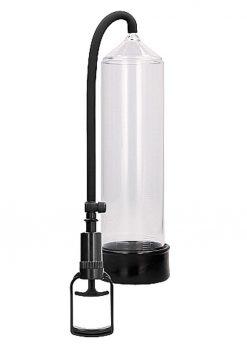 Pumped By Shots Comfort Beginner Pump Clear