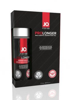 Jo Pro Longer Male Genital Desensitizing Gel 2 Ounces