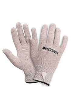 Electroshock E Stimulation Gloves Grey